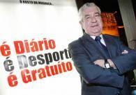 Fernando Correia na apresentação do novo jornal