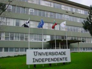 A entrada principal da UnI