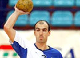 Carlos Resense, no seu tempo de jogador