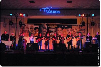 Uma actuação da TAUI em Loures, no passado mês de Março