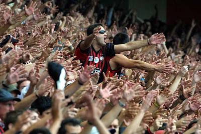 Porque é que o futebol não há-se ser sempre uma festa?