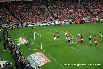 O golo de Luisão que deu o último título ao Benfica
