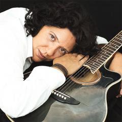 Cantante española destacó la labor como músico de Gian Marco Zignago.