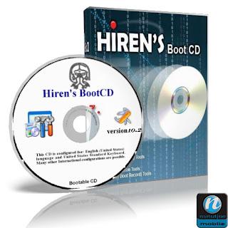 Download Hiren's BootCD 10.4 via mirror