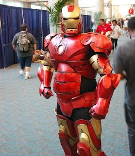 Fat Iron Man