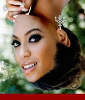 Beyonce face+upside down