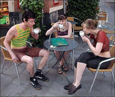 Naked People In Street 65