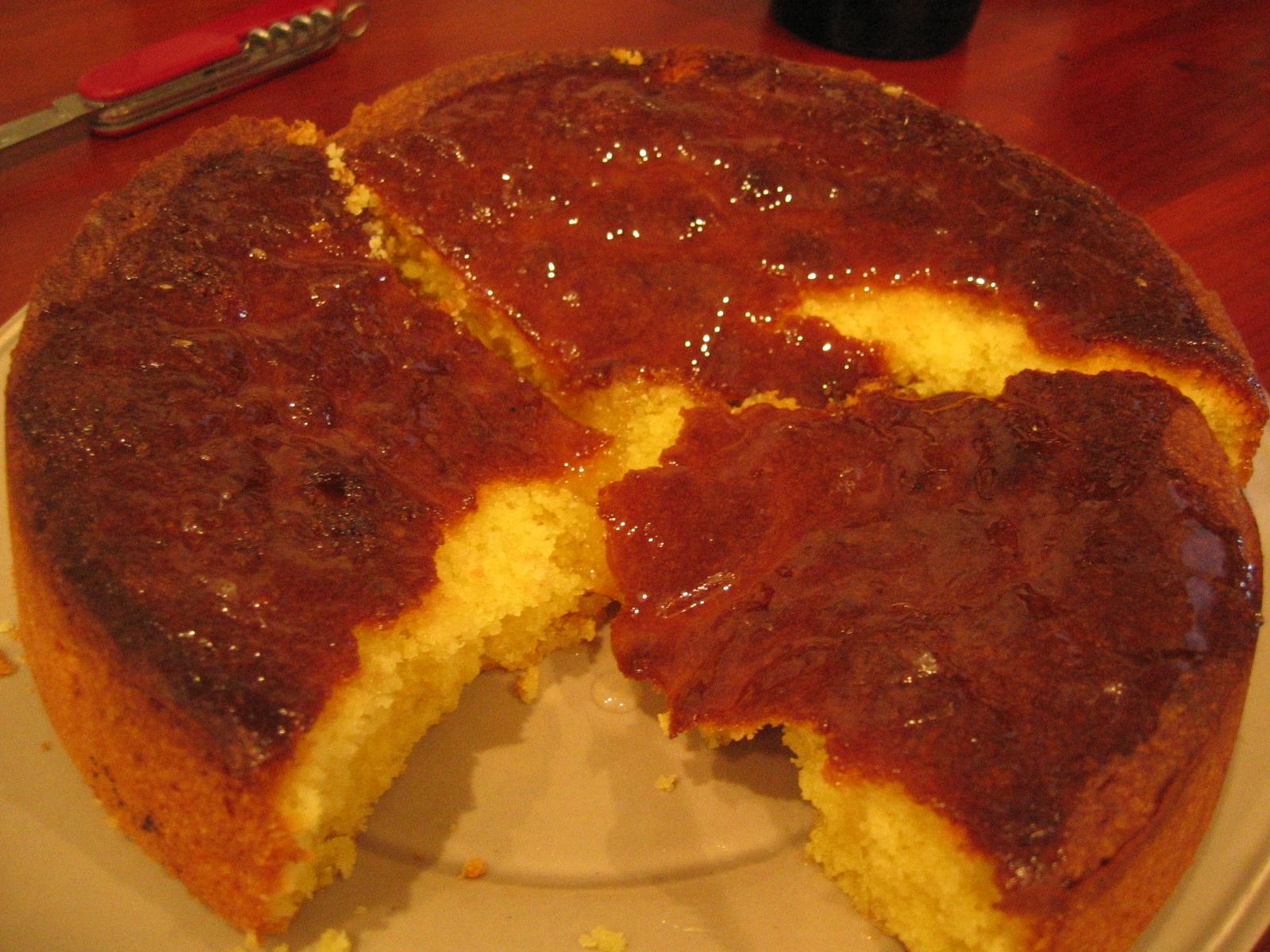 Nigella Lawson Cake Almond