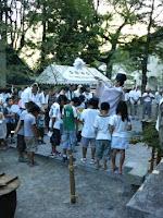 広畑 才の夏祭り!