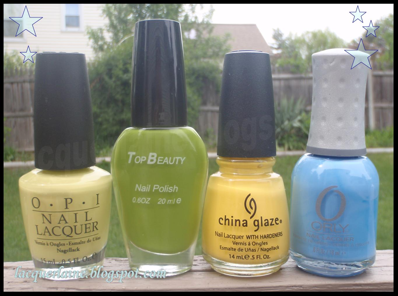polished tips and toes: On Ogre of a Polish