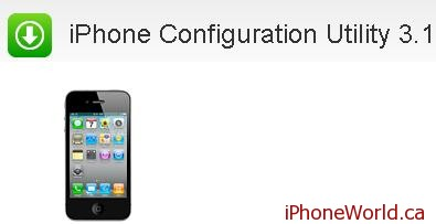 iphone configuration utility mac worldtecnology november 2010 15227