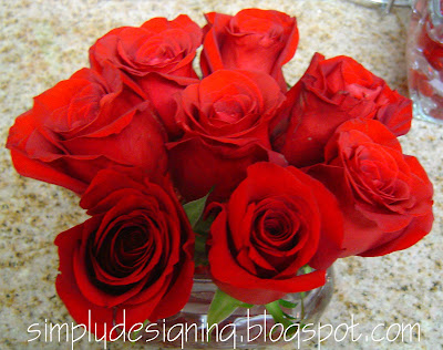 Close+up+arrangement 14 Days of Valentine - Day 12: Flower Arrangement 15