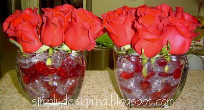 vases+finished 14 Days of Valentine - Day 12: Flower Arrangement 21