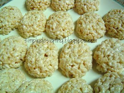 treats Rice Crispy Pops (Easter Style) 19