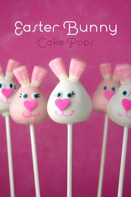 Easter+Bunny+Cake+Pops+Bakerella Yummy Easter Treats! 10