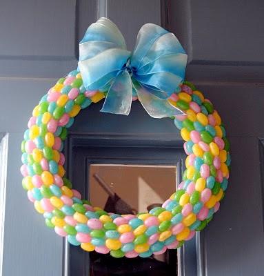 jelly+bean+wreath+nikkisniiftyknacks+blogspot Jelly Belly Flops 9