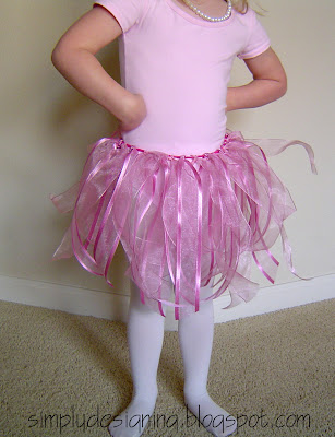 tutu In case you missed it...so simple Fancy Ribbon TuTu and hair accessory Tutorial 13