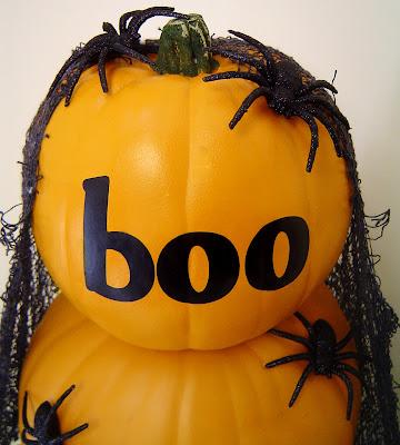 Boo Boo, Eek, Scare - Stacking Pumpkins 13