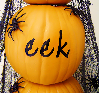 Eek Boo, Eek, Scare - Stacking Pumpkins 14