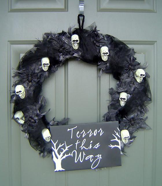 Wreath+01 Halloween Wreath 7