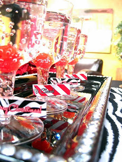 drinks Ornament Exchange Party - FREE Invitation and a Banner GIVEAWAY! 15