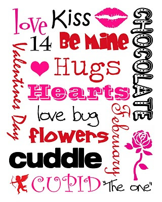valentinesprintable2 Valentine's Day Subway Art FREE Printables 19
