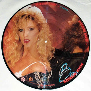 Bardeux - Bleeding Heart [12'' Vinyl Picture Disc 1988]