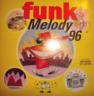 VA. Funk Melody 96 [Album 1996]