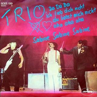 Trio - Da Da Da [12'' Vinyl 1982]