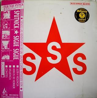 Sigue Sigue Sputnik - Love Missile F1-11 [1988]