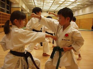 5699b79b64db ESCUELA ARGENTINA DE KARATE-DO SHOTOKAN  El Karate-Do en los niños