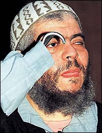 Abu Hamza Thumped