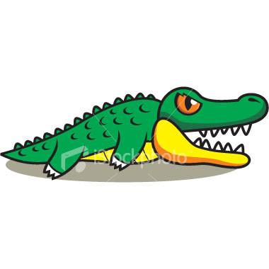 Crocodile Cartoon - photo#31