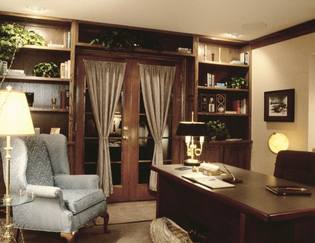 Photo Junction: Interior Design - Home Office Room Photos