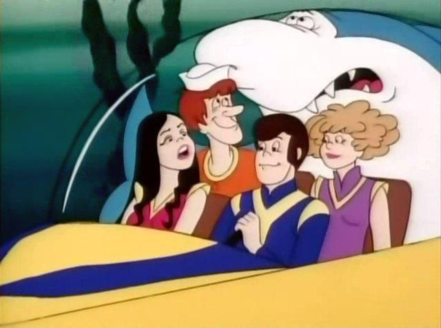 Captain Caveman And Scooby Doo