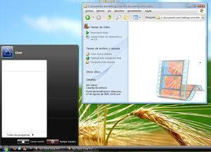 Stolen v11.1 - Tema para o Windows XP