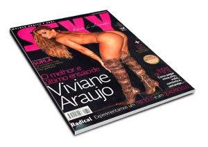 Download - Revista Sexy - Viviane Araujo - Março