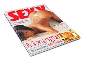 Download - Revista Sexy - Mulher Moranguinho-Fevereiro/09
