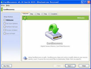 CardRecovery v5.20