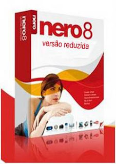 Baixar - Nero 8.3.2.1 Micro PT-BR (Versão reduzida 25 MB)