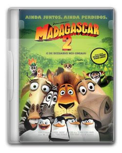 Download - Filme Madagascar 2 Dvdrip Dublado