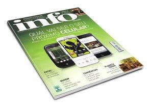 Revista INFO - Fevereiro de 2009