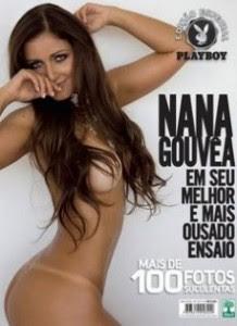 Playboy Especial - Nana Gouvea - Abril/2009