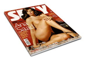 Download - Anna Saad - Revista Sexy - Maio de 2009