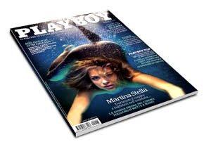 Martinella Stella - Playboy Italia - Junho de 2009