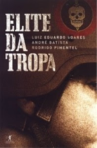 Livro - Elite da Tropa