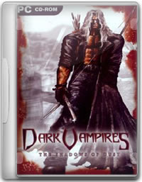 Game Dark Vampires The Shadow of Dust - PC