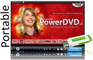 Download - Cyberlink PowerDVD v8.0 Portátil