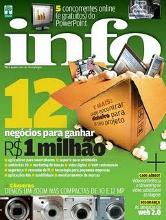 Download - Revista INFO Setembro de 2007