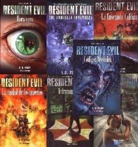 Download - Coleção Resident Evil [6 Livros]